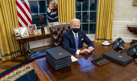 Джо Байдън намекна за нови рестрикции в САЩ заради пандемията - 1