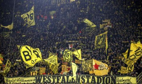 Борусия Дортмунд: Мачовете без публика ще се отразят лошо на играчите