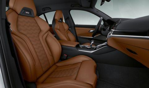 BMW показа палитра от цветове за новите М3 и М4 - 11