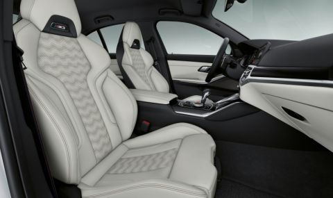 BMW показа палитра от цветове за новите М3 и М4 - 15