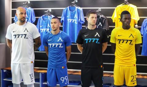 Левски: Всеки закупен екип е директен приход за клуба