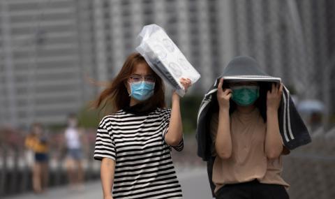 Спад на заразата в Китай