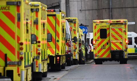 Кърваво нападение в Лондон