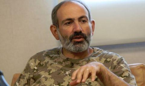 Напрежение  в Армения! Армията поиска оставката на премиера