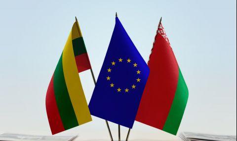 Литва експулсира двама беларуски дипломати