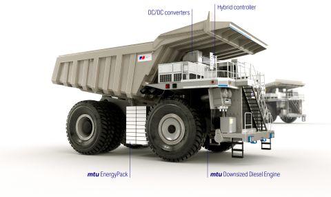 Rolls-Royce показа как най-големите камиони могат да замърсяват по-малко - 1