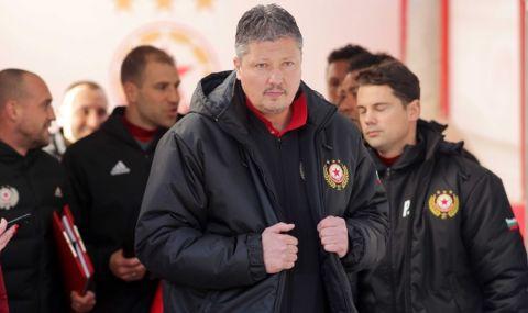 Двама испанци пристигнаха в ЦСКА