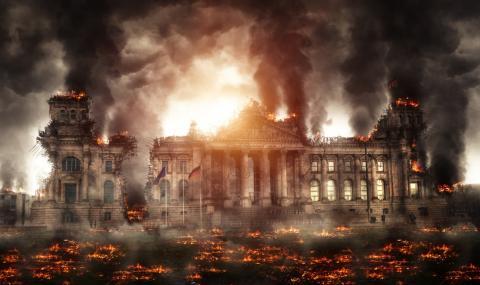 Ван дер Любе не е запалил Райхстага