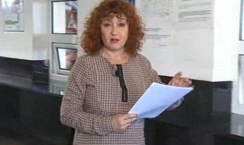 """Валя Ахчиева с """"предупреждение за уволнение"""" от БНТ"""