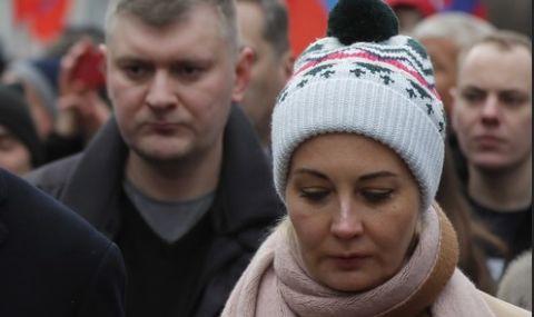Арестуваха съпругата на Навални - 1