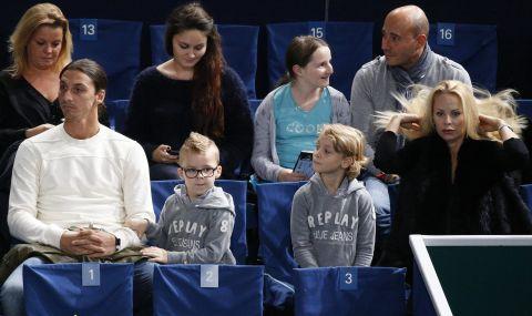 Съпругата на Ибрахимович: Когато се запознахме, видях просто един идиот с голям нос
