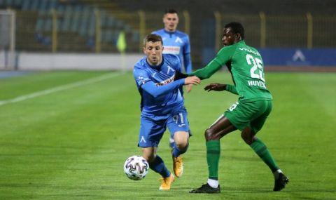Защитник се завръща в Левски - 1