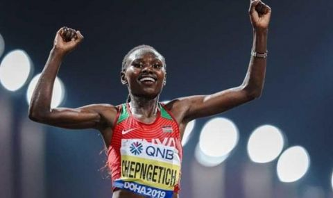 Кенийка подобри световния рекорд в полумаратона в Истанбул