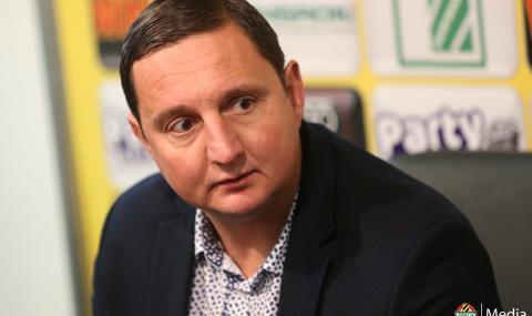 Асен Караславов поиска акциите на Ботев Пловдив