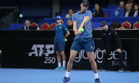 Втората ракета на България по тенис с рекордно класиране в световната ранглиста