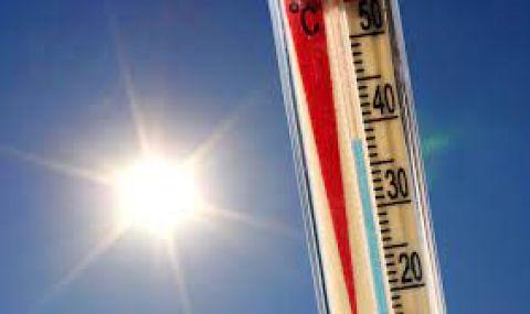 Слънчево и горещо начало на седмицата - 1