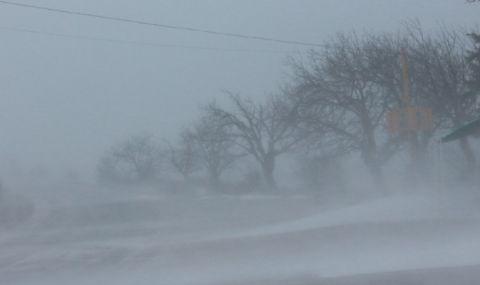 Обилен снеговалеж по високите части в Благоевградско – покривката достига половин метър