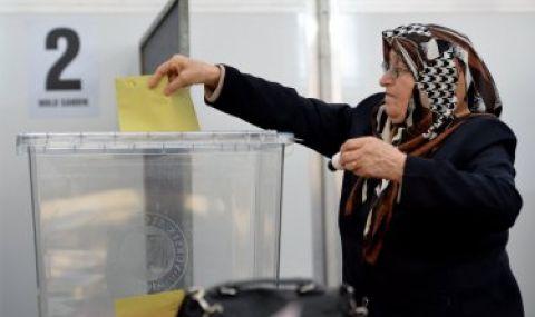 350 000 български изселници в Турция имат право на глас за вота утре