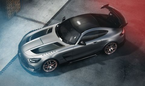 AMG GT Black Series получи джанти за 20 хиляди долара - 3