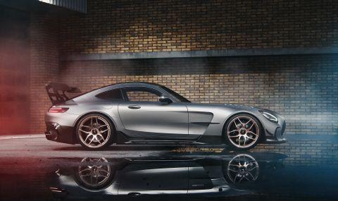 AMG GT Black Series получи джанти за 20 хиляди долара - 2