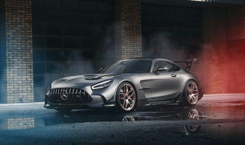 AMG GT Black Series получи джанти за 20 хиляди долара - 1