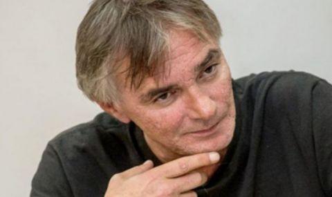 Писател: Нека Бойко Борисов слезе от джипката и се качи на линейка на