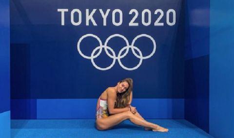 Диана Петкова остана последна в своята серия на Олимпиадата - 1