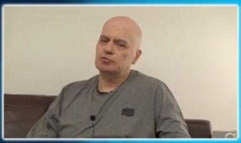 Слави Трифонов: След изборите ще реша дали да съм и тв водещ (ВИДЕО)