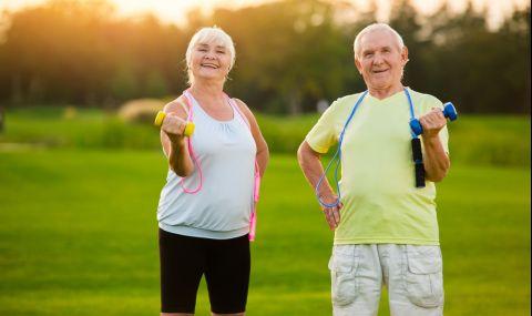 Това са ключовите фактори за стареене