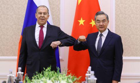 Русия и Китай готвят мащабни партньорства