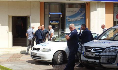 Ограбилият банка в Дупница – бивш полицай, син на общинар - 1