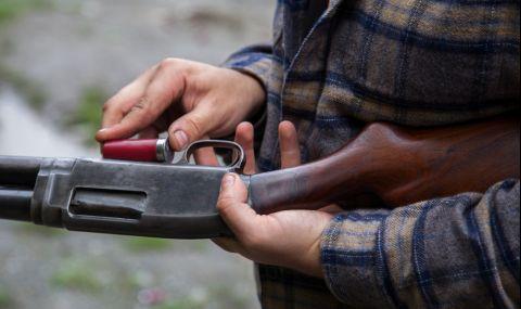 Арестуваха мъж, стрелял с пушка по деца в София
