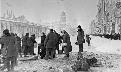 Блокадата на Ленинград: какъв е бил истинският план на Хитлер? - 1