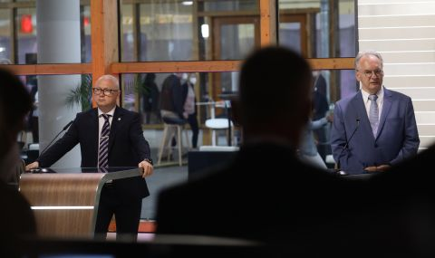 Консерваторите водят убедително на регионалния вот в Германия