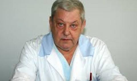Почина проф. д-р Тодор Чернев