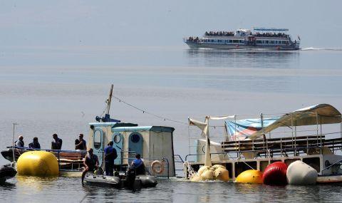 5 септември 2009 г. 15 българи се удавят в Охридското езеро - 1