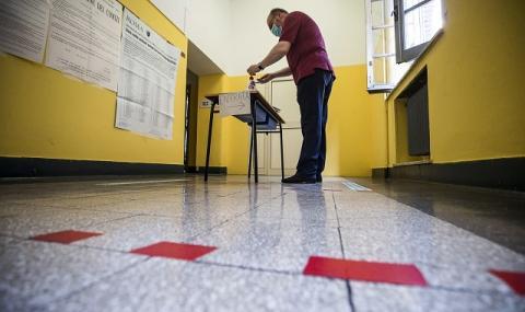 Втори ден от гласуването на ключовите местни избори в Италия