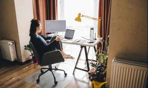 Работата от вкъщи намалява замърсяването на въздуха драстично - 1