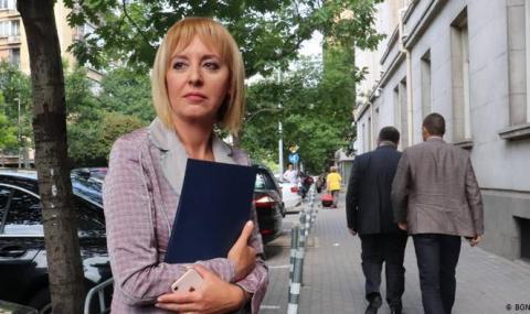 Мая Манолова: Пращам партийната субсидия в Конституционния съд