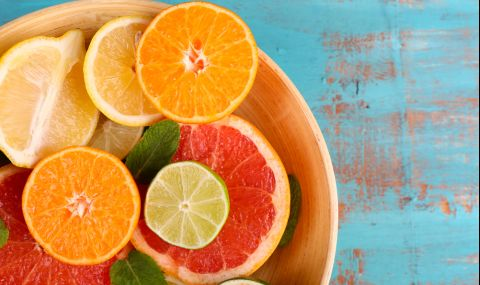 Седем ползи от витамин С - 1
