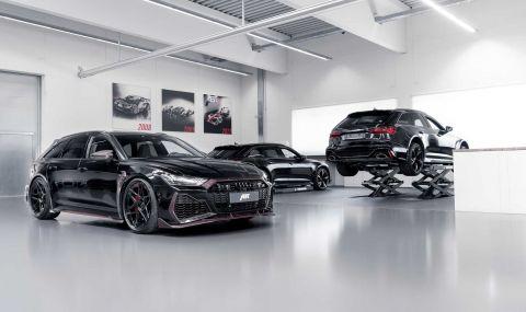 Audi RS6 вече ускорява до 100км/ч за само 2.91 секунди (ВИДЕО) - 2