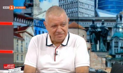 Михаил Константинов: Заобиколени сме от чудовищни лъжи - 1