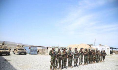 Гореща пролет в Афганистан