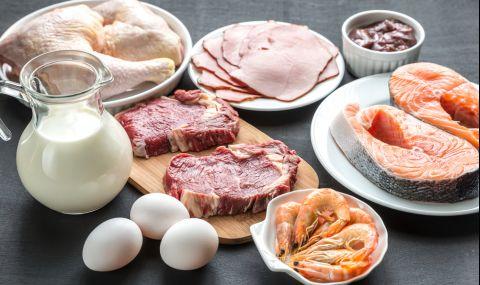 Това са симптомите на недостиг на протеини