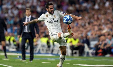 Иско продължава да недоволства в Реал Мадрид  - 1