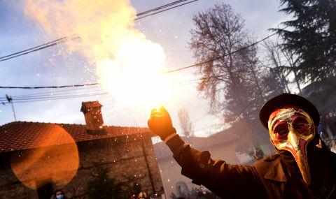 Започва дело за изгорения български флаг