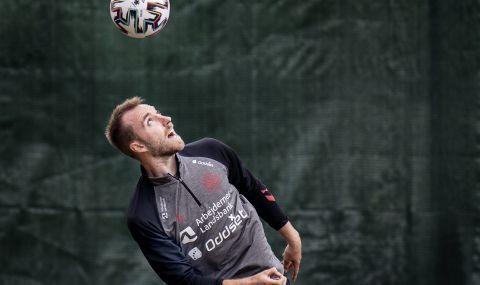UEFA EURO 2020: Добра новина! Изписаха Ериксен от болницата