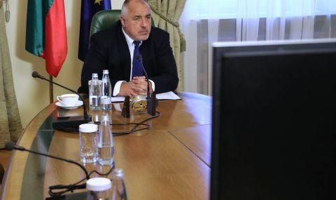 Борисов: Искат да им подпиша празен чек, без да знаем какво ще правят с парите