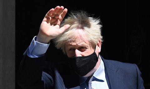 Борис Джонсън не очаква бърза сделка за свободна търговия със САЩ - 1