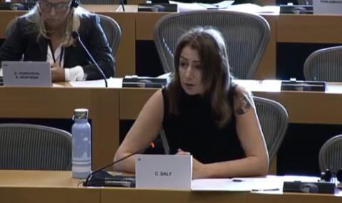 Клеър Дейли пред ФАКТИ: Европейският съюз не може повече да игнорира поведението на Борисов